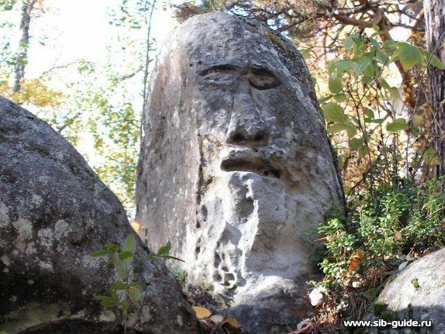 Усть-Тасеевское каменное изваяние