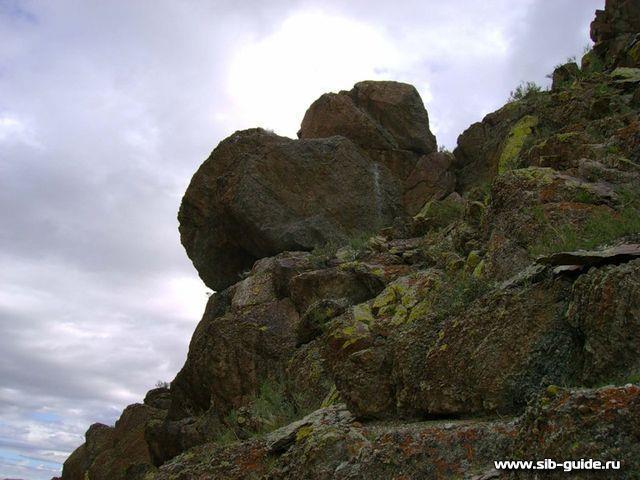 Гора Шивээлиг-Даг (