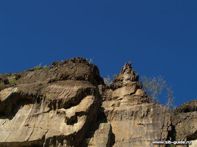 Святилище Бижиктиг-Хая