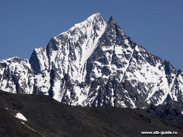 Гора Иикту