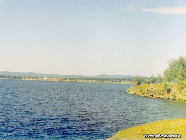 иткуль озеро рыбалка летом
