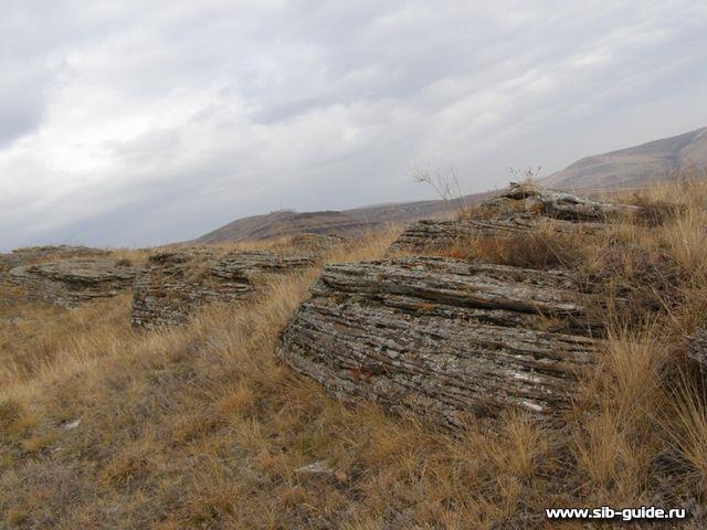 Крепость на горе Шишка